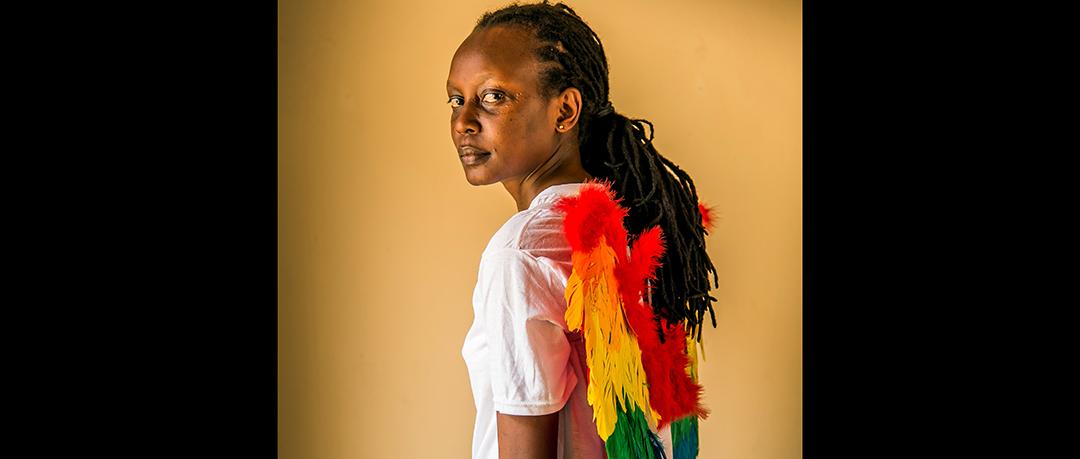 Sorte lesbiske i Sydafrika